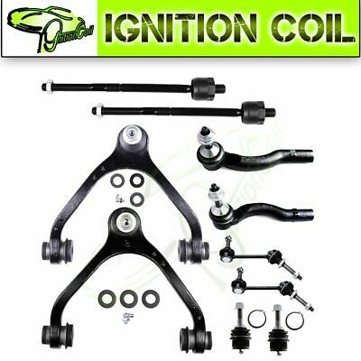 4PCS Front Lower Ball Joint Upper Ball Joints For 2003-2006 LINCOLN TOWN CAR