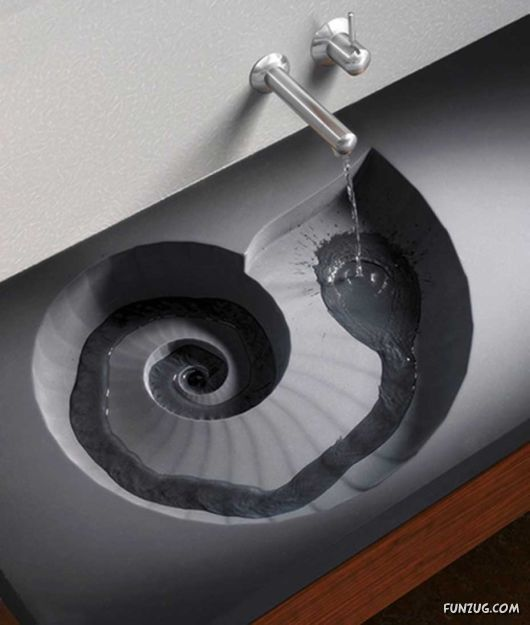 shell sink - this is just too cool. LOVE IT!! This is a Bagno Sasso design http://www.bagnosasso.com/products/detail.php?bild_id=370&variation_id=23&kategorie_id=8