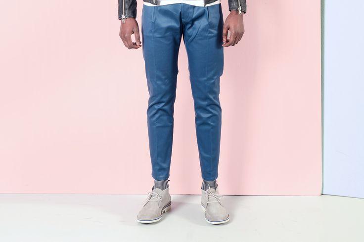 #rionefontana #look #outfit #pantaloni #nineinthe #morning #fashion #pe2016 #style #carta #zucchero #scarpe #wallywalker