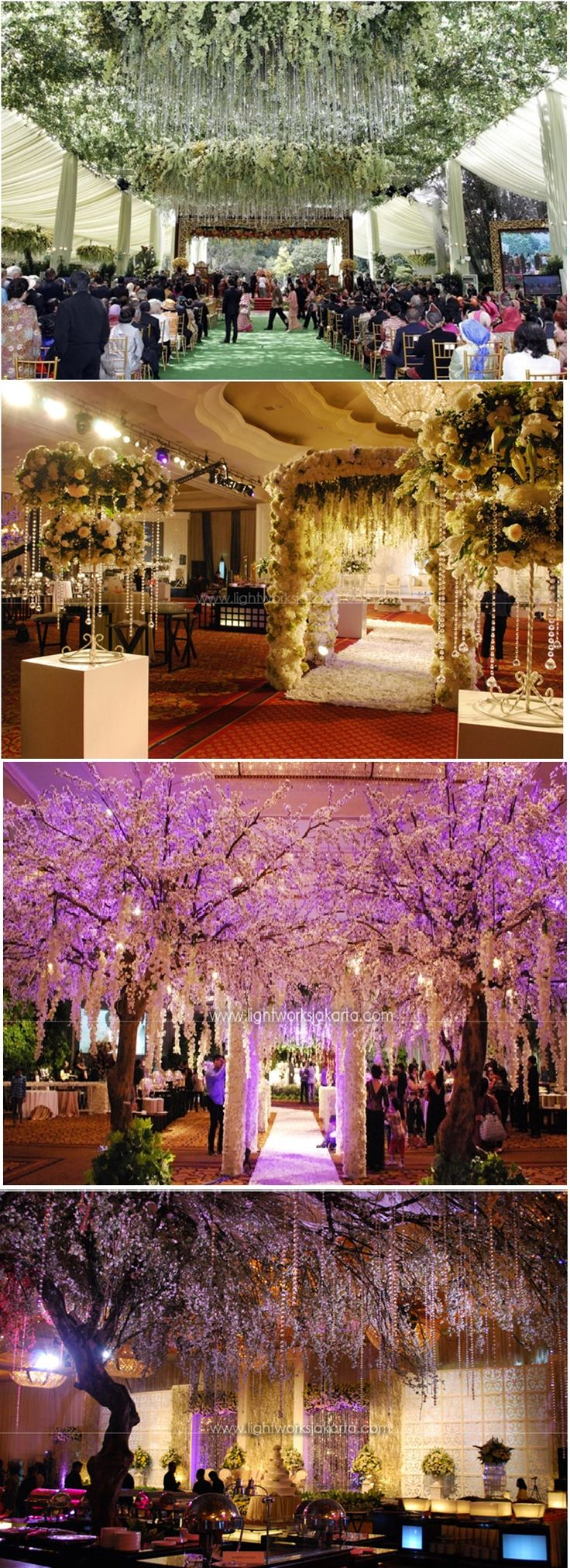 19 best over the top wedding ideas images on pinterest wedding flower wedding decoration junglespirit Choice Image