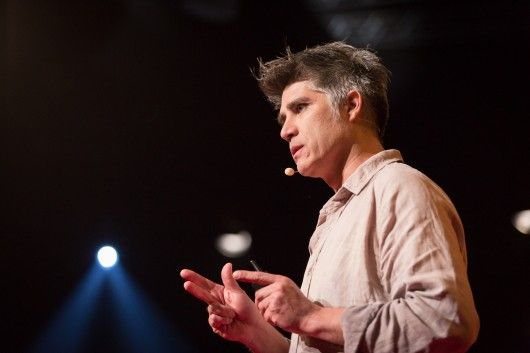 "TED Talk: My architectural philosophy? Bring the community into the process / Alejandro Aravena  ""If there is any power in design, that's the power of synthesis."" In this TED Talk Chilean architect Alejandro Aravena, the founder of"