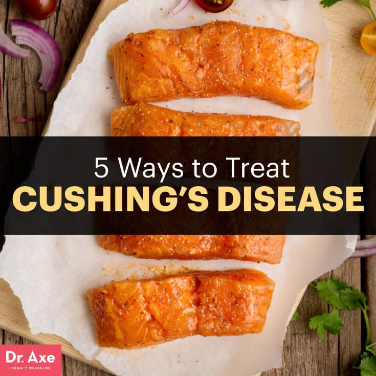 How To Treat Cushing S Disease Naturally