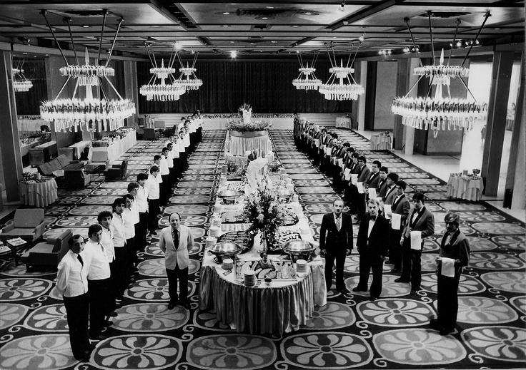 Terpsichore ballroom during the 1970's decade