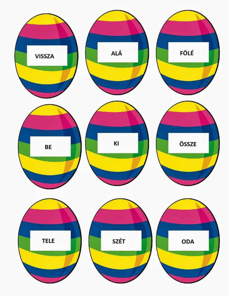 Marci fejlesztő és kreatív oldala: Húsvéti fogalmazás