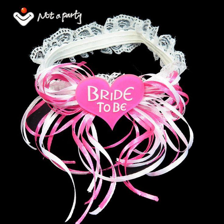 50% скидка на 3 шт. Сладкий Невесты, чтобы быть лента подвязки свадьба пользу Холостячка поставок девичник партии событие поставки купить на AliExpress