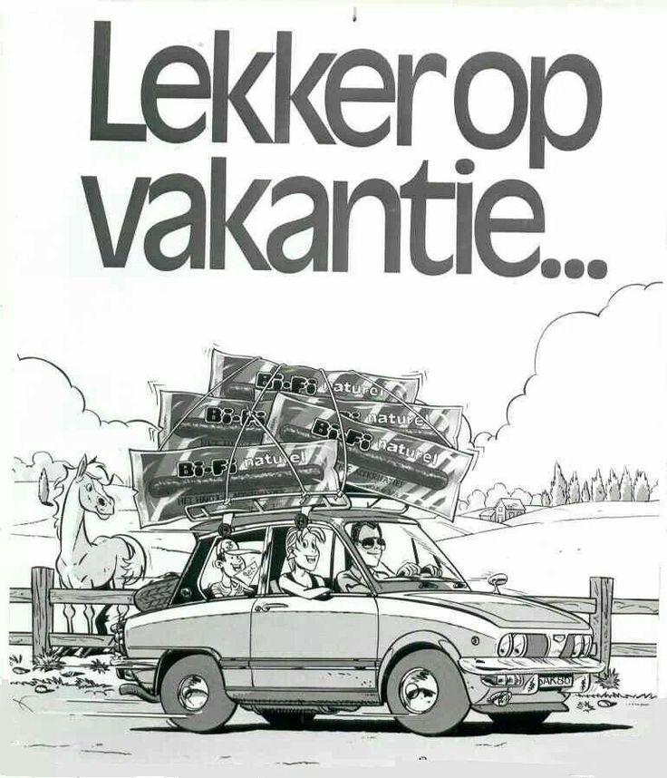 Dutch shop advert featuring a Dolomite