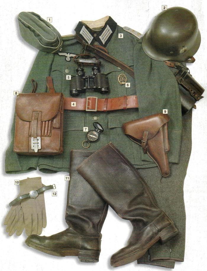 WEHRMACHT -  Offizier
