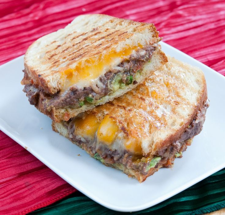 Mexican Grilled Cheese | Gourmet Sandwich | Pinterest