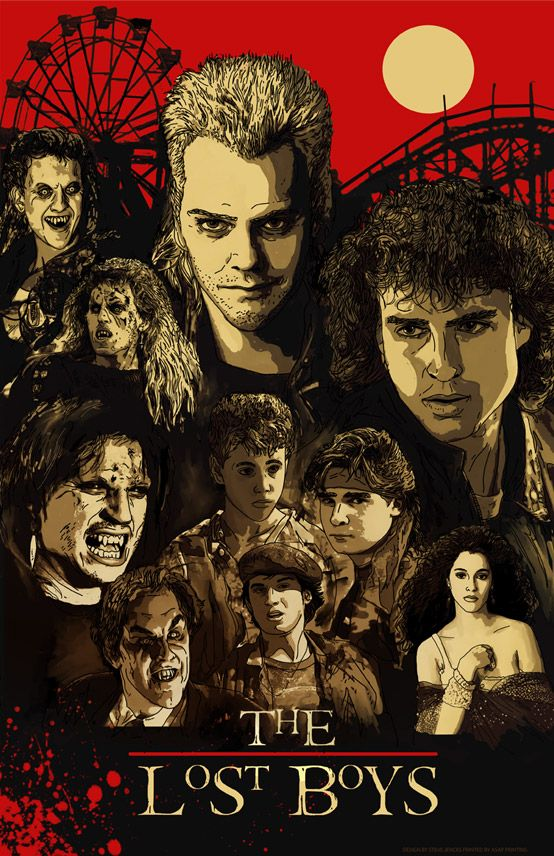 The Lost Boys by Steve Jencks