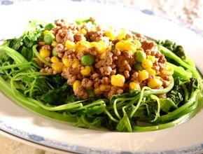 Resep Masakan: Bayam Tabur Daging Cincang | Mengonsumsi sayuran disaat sahur, dapat menjaga stamina selama bulan puasa. Sangat lezat dan tentunya bergizi tinggi.