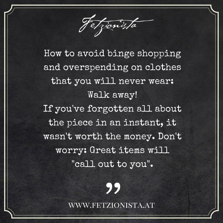 Fashion-Tipp: So vermeidest du Fehlgriffe im Kaufrausch!
