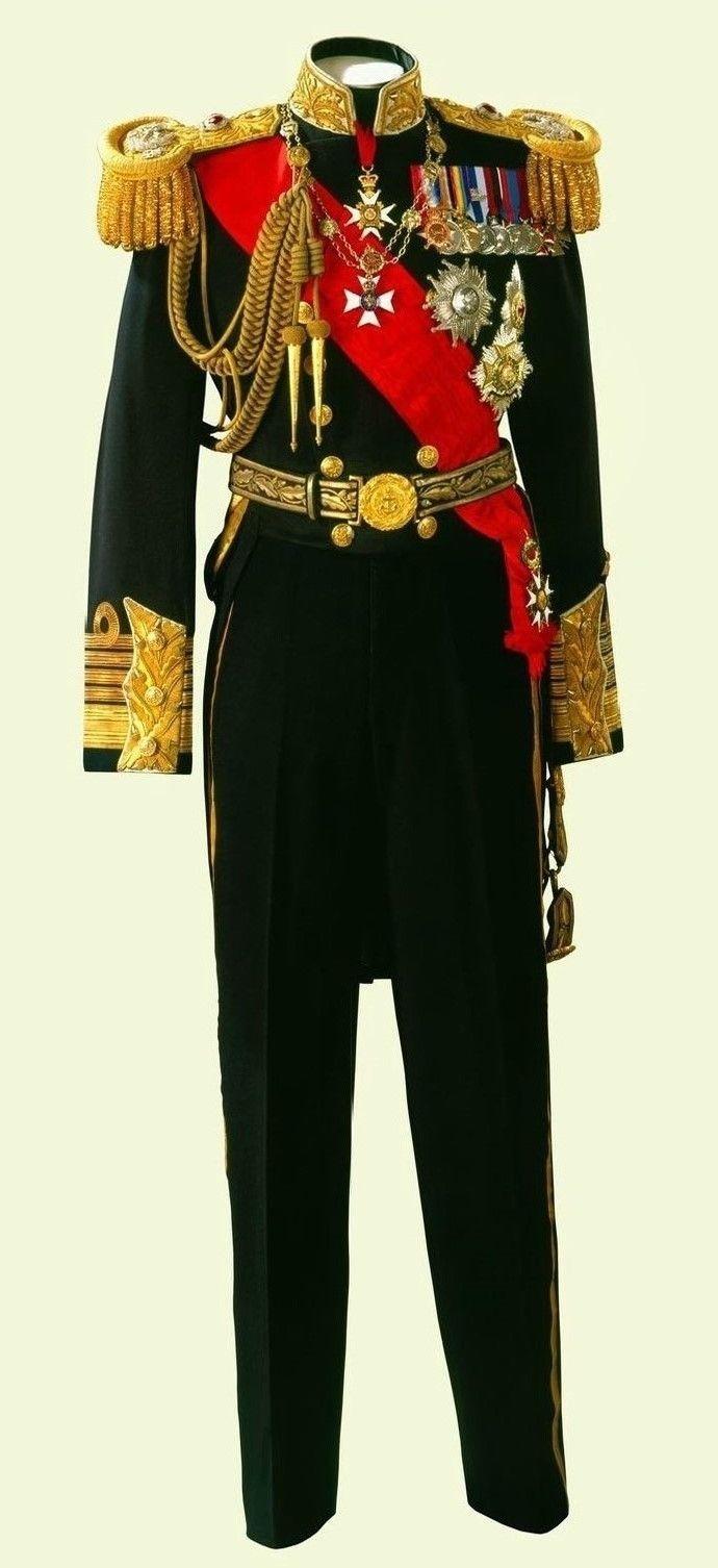 「ceremonial full dress Epaulette」の画像検索結果