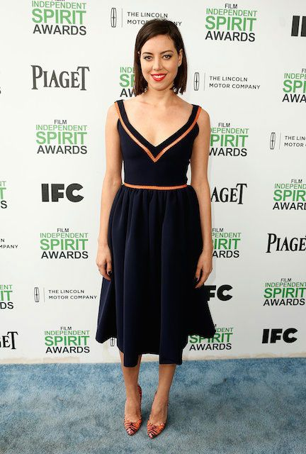 Aubrey Plaza Height Weight Body Statistics - Healthy Celeb