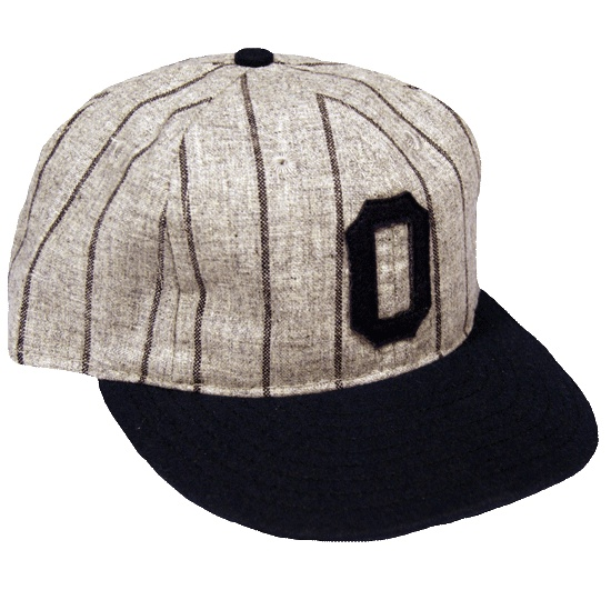 Awesome replica Osaka (now Hanshin) Tigers cap replica (1945 season)