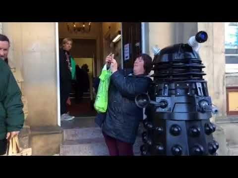 Dalek Sec for sale £2500. #DoctorWho #DrWho #Whovian #Tardis #DalekSec #CultofSkaro