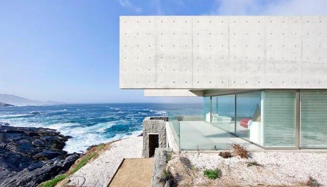 Las casa del horitzonte, Chile