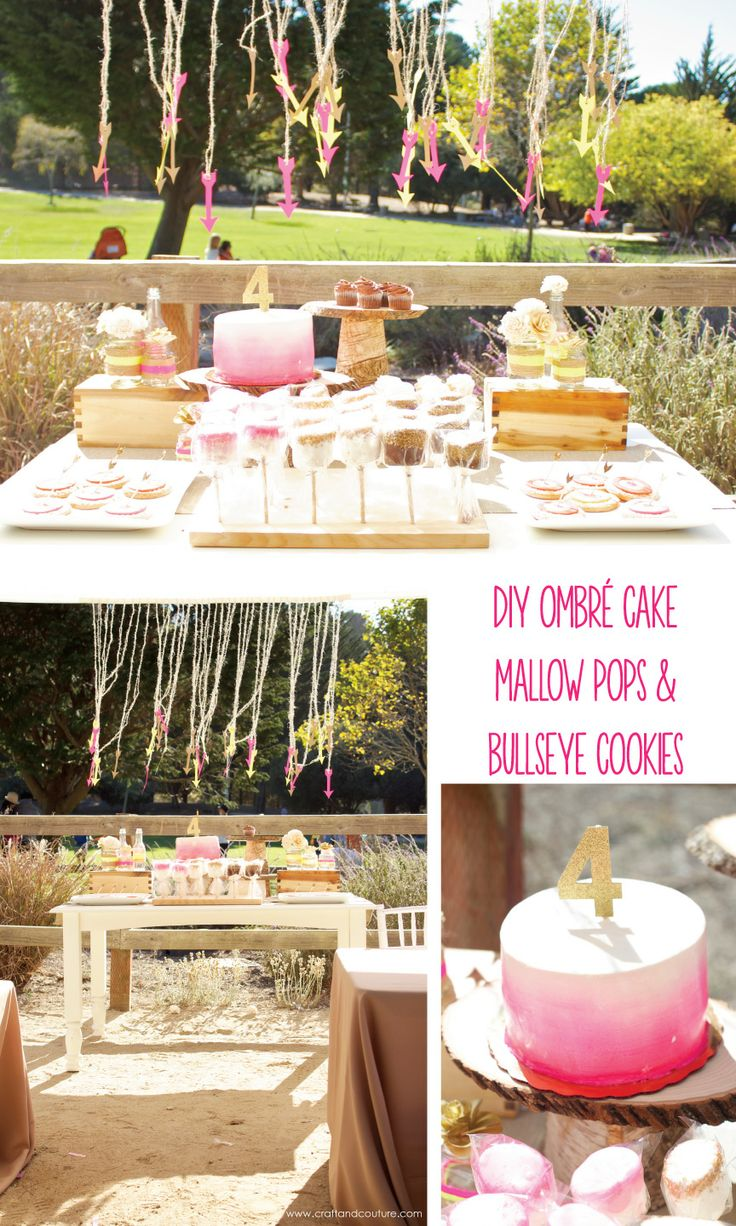 Natalies Neon Adventure Party Part 2 Craft And Couture