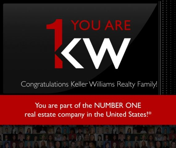 17 best why keller williams images on pinterest keller williams keller williams realty is now the 1 real estate company in the united states fandeluxe Choice Image