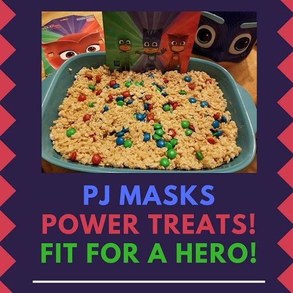 Pin On Pj Masks Birthday Party