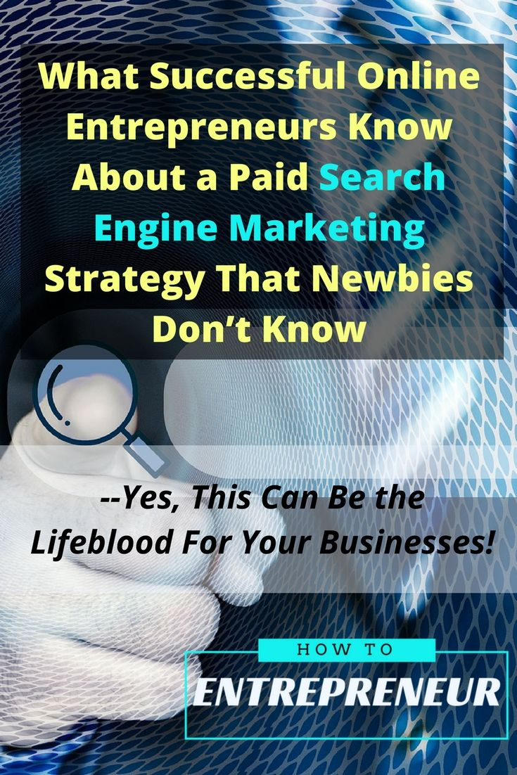 Learn a few reasons why your paid search engine marketing strategy sucks!