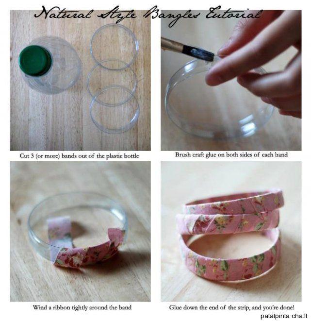 Pet bottle craft works2715
