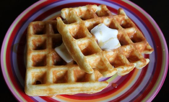 I haven't made a lot of waffles in my days – I'd much prefer an egg. But this recipe, might just convince me otherwise. I was looking for a basic make-at-home waffle mix, because my kids and my husband love waffles. I didn't want anything fancy, just something that was good, easy, wholesome and not …