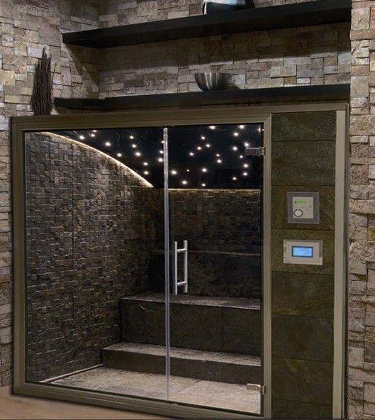 les 25 meilleures id es de la cat gorie spa sauna sur pinterest sauna saunas et sauna vapeur. Black Bedroom Furniture Sets. Home Design Ideas