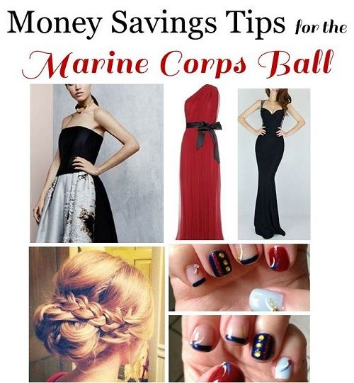Money Savings Tips for the Marine Corps Ball Photo.....Wish I was going this year :-/