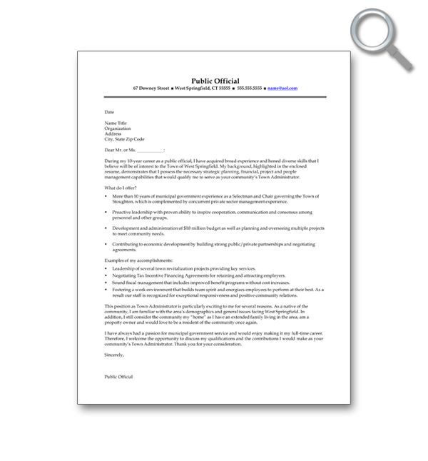 Resume Template Page Picture