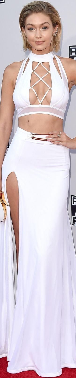 Gigi Hadid 2015 American Music Awards
