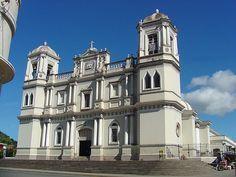 La Catedral De Matagalpa!
