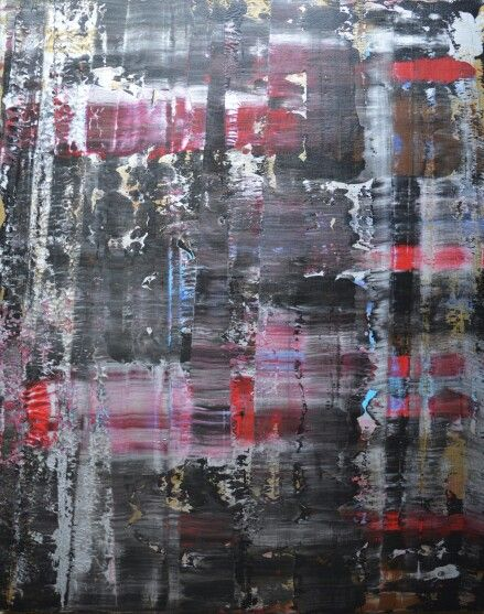 Abstract art by Canadian artist Robert Martin Abstracts. Title Pulse 24x30x0.75in. In acrylic on canvas. Year 2016