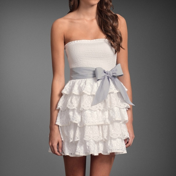 Abercrombie  Fitch - Dress fashion-things