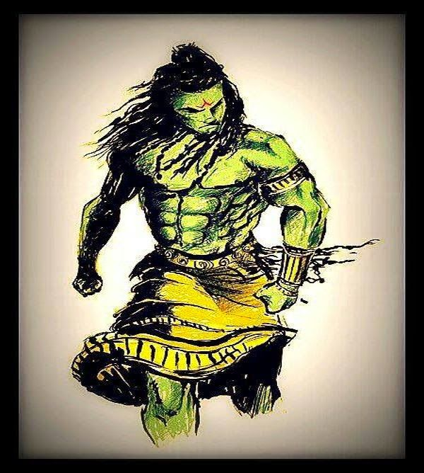 50 best images about shiva on pinterest hindus indian for Har har mahadev tattoo