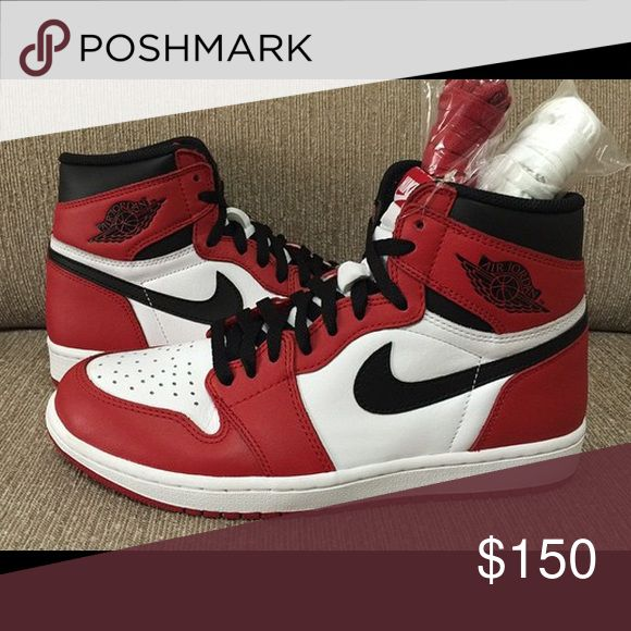Air Jordan 1 Retro Classic Jordan Shoes Athletic Shoes
