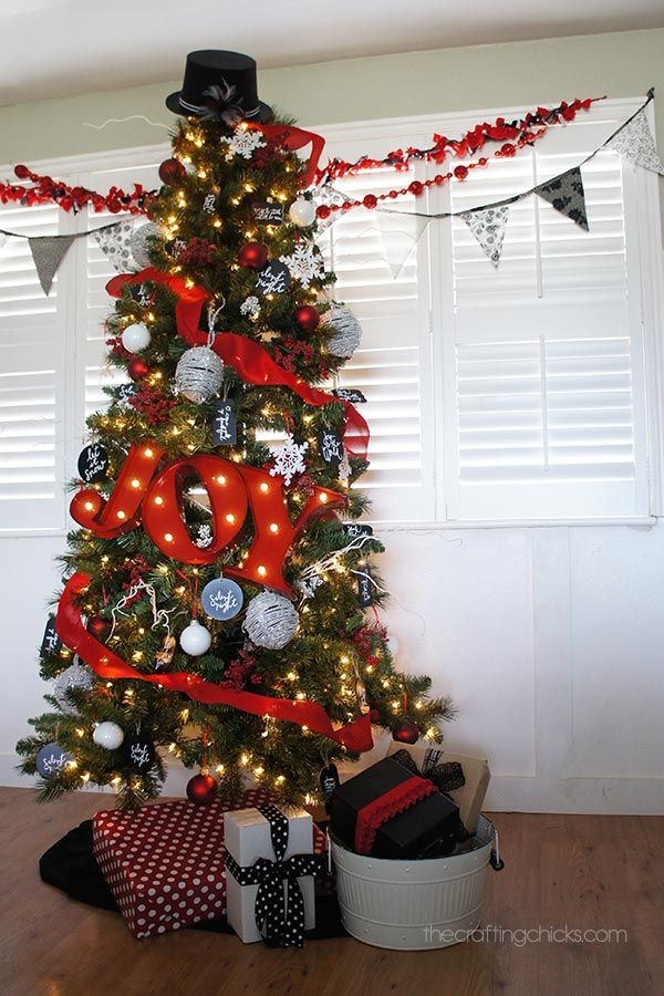 41 best Christmas Tree Inspiration images on Pinterest | Merry ...