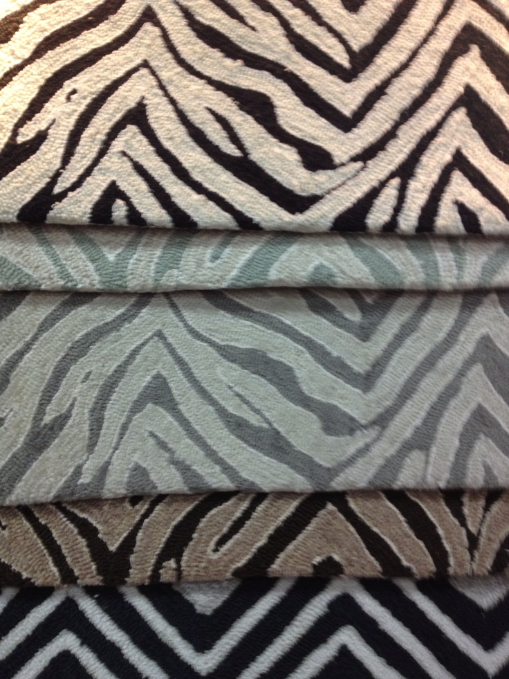 Animal Print Introduced By Stanton At Surfaces 2013 In Las