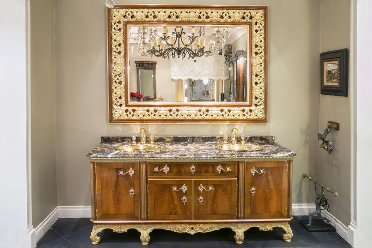Jumbo элитная Итальянская мебель для ванной в наличии http://www.mebelclub.ru/interior/vannaya_matisse_1.html #interior #furniture
