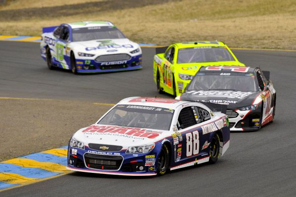 nascar race today may 24 2015