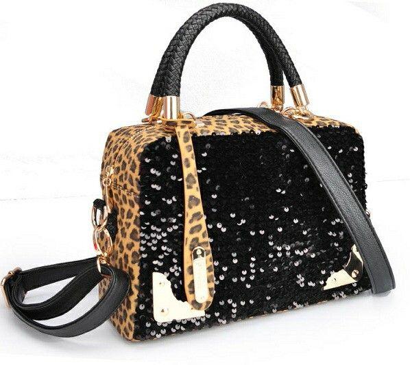 Handbag Leopard - C830BM  Rp 139.000,-