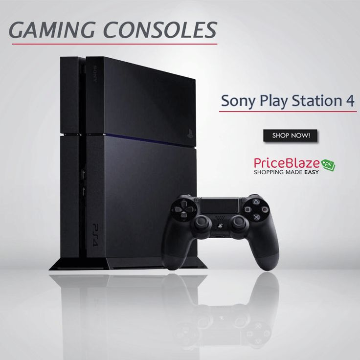 Sony PlayStation 4 Visit: http://ow.ly/4D5A30hQMlM #Priceblazepk #gamingconsole #PS4 #PS3 #playstation #gamepad #gameaccessories #gamingcommunity #gamingpc #gamingislife #pcgamers #pcgame #xbox1 #xboxcontroller #xboxgames #xboxgaming #gamers #gamergirl #gamerboy #gamersonly #gamerproblems #gameroom #gameboy #gameon #xbox #xboxone #videogames