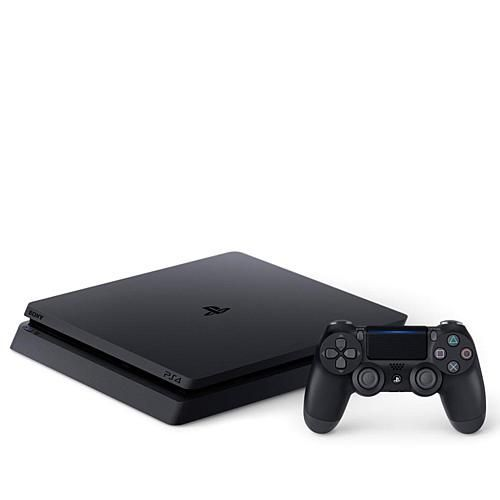 """Sony PlayStation 4 PS4 Slim 500GB Console with """"Uncharted 4,"""" """"Bloodborne,"""" """"Call of Duty: Infinite Warfare"""" and Console Bag"""