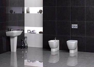 Traditional and contemporary bathrooms from RAK Ceramics