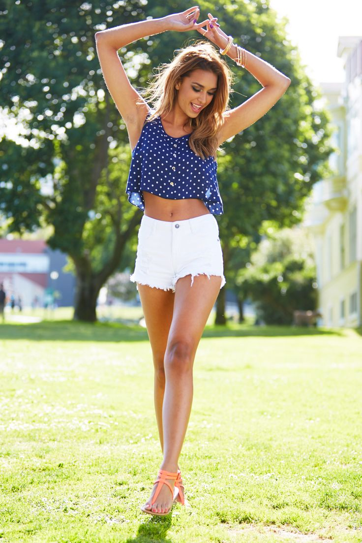 So much to love about summer!! Shop all your summer essentials at Charlotte Russe!