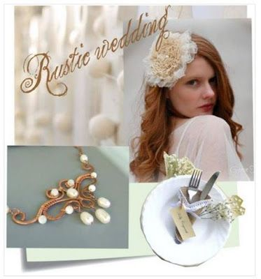 Hungarians' Etsy Team: Rustic Wedding