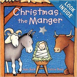 Christmas in the Manger: Nola Buck, Felicia Bond: 9780694012275: Amazon.com: Books The gentle beauty of the story of the first Christmas is now available as a board book. With a simple, lyrical text and radiant artwork, this book is perfect for the youngest child to be a part of the wonder of the Nativity.