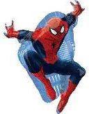 Ultimate  Spider-Man Foil Mylar Balloon by ElsaPartySupply on Etsy https://www.etsy.com/listing/264906998/ultimate-spider-man-foil-mylar-balloon