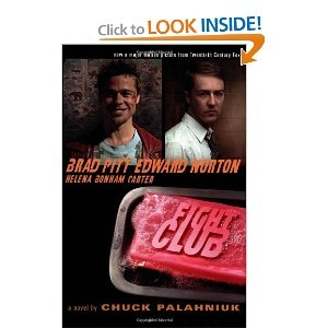 This book made me fall in love with Chuck Palahunik