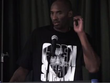 KOBE BRYANT MEETS WITH TRAYVON MARTIN'S PARENTS - 195 Chitcago males have been killed in 2014...Where's Koby to talk to their families?  http://www.breitbart.com/Breitbart-Sports/2014/07/20/Kobe-Bryant-Meets-with-Trayvon-Martin-s-Parents-Speaks-at-Rally