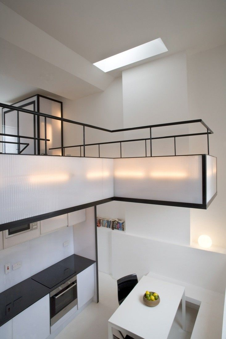 PIN 2 - Just another great example of acrylic being back lit. Simple sleek design no thanks to the flat plastic sheets for the upstairs balcony.